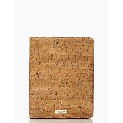 Kate Spade Cork iPad Case