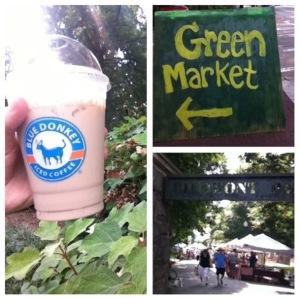Green Market at Piedmont Park www.flonmymind.com