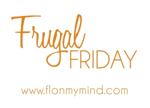 Frugal Friday