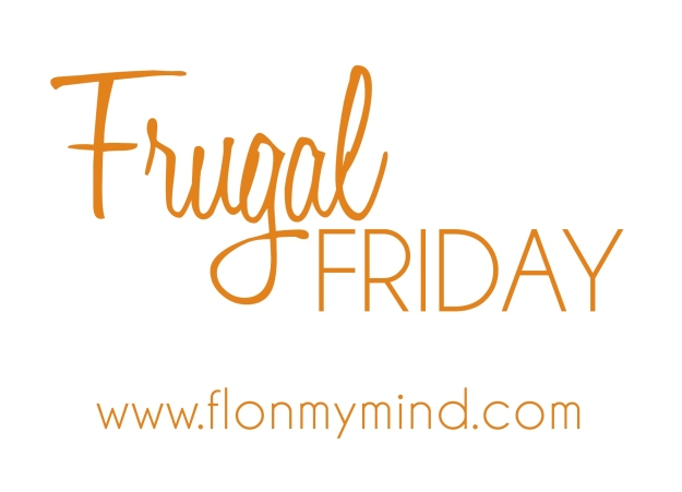 Frugal Friday | www.flonmymind.com