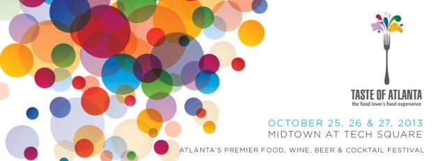 Taste of Atlanta 2013