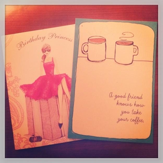 Bday cards | www.flonmymind.com