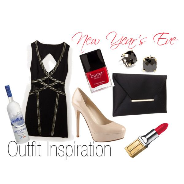 New Year's Outfit for the club | www.flonmymind.com