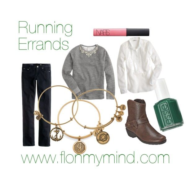 Running Errands, Weekend Fashion | www.flonmymind.com