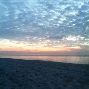 Sunset on Captiva| www.flonmymind.com