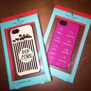 New Kate Spade Cases | www.flonmymind.com