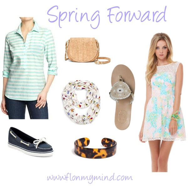 Spring Forward | www.flonmymind.com