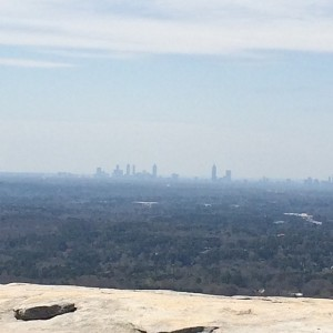 Stone Mountain Summit | www.flonmymind.com