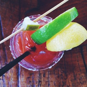 Bloody Mary from the Nook